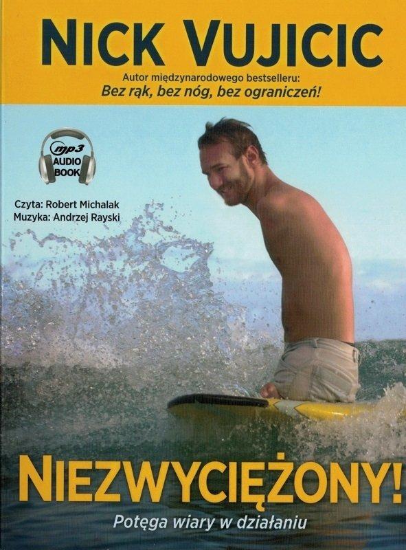 Niezwyciężony - Nick Vujicic - Audiobook CD/MP3