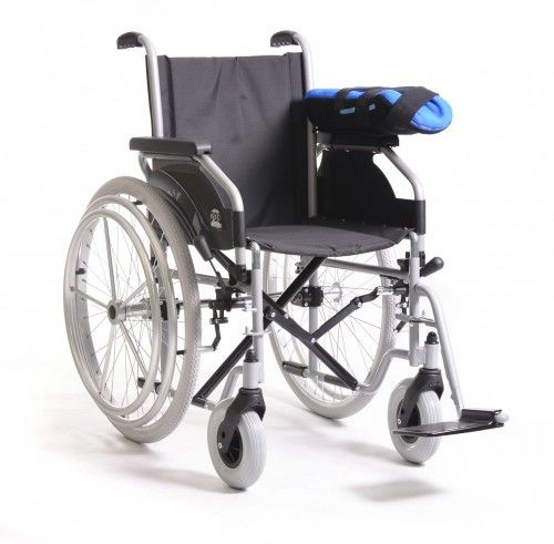 Wózek dla osoby po udarze z praliżem jednostronnym 708D Hem2