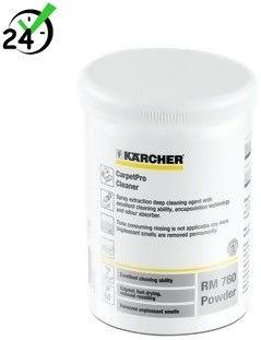 Proszek do czyszczenia wykładzin i tapicerki Kärcher CarpetPro RM 760 iCapsol OA 0,8 kg