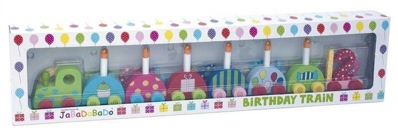Klasyczny Pociąg Urodzinowy