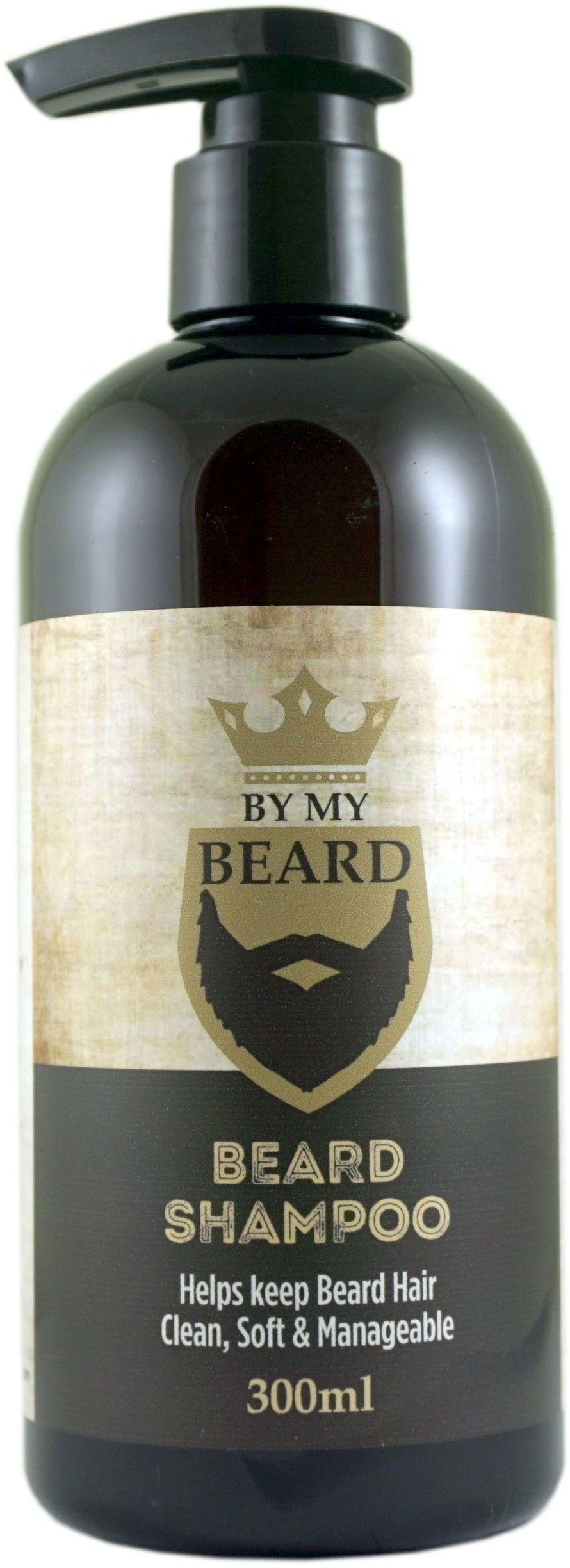 Szampon do Brody Oczyszczający i Łagodzący - 300ml - By My Beard