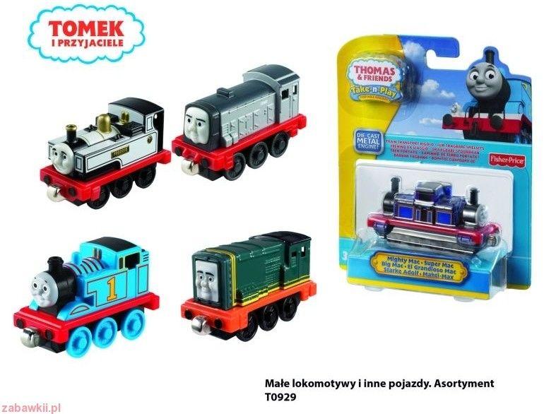 Tomek i Przyjaciele - Mała lokomotywka DWM28