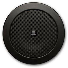 Apart CM4-BL 2-stożkowy głośnik sufitowy 4 z tylną obudową - czarny