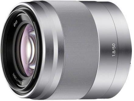 Sony E 50mm F1.8 OSS /Sony E Czarny