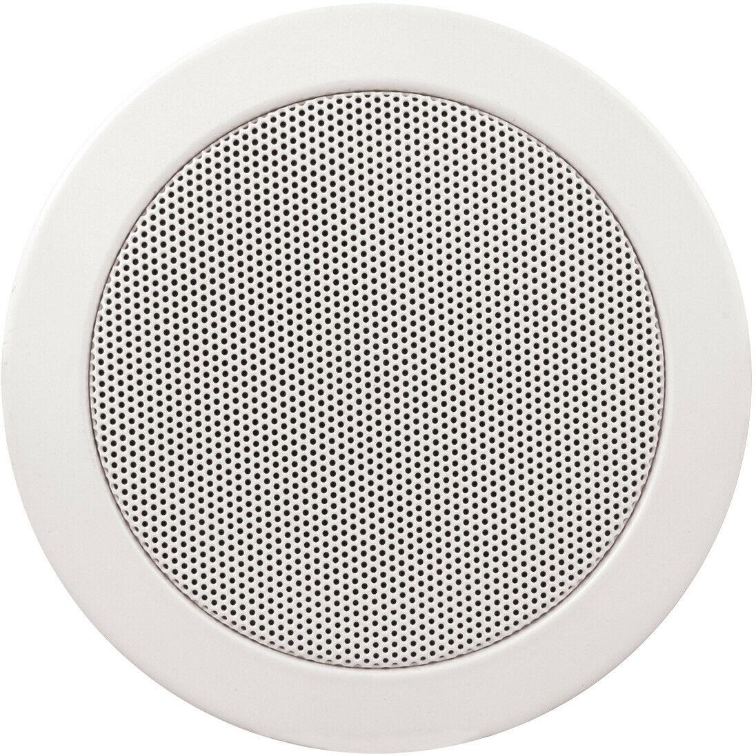 Apart CM4T 2-stożkowy głośnik sufitowy 4 100V - biały