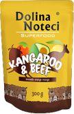 Dolina Noteci Superfood Kangur i Wołowina 300 g