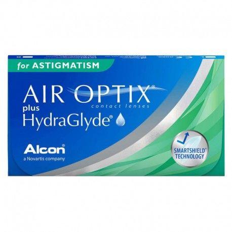 Air Optix PLUS HydraGlyde  for Astigmatism 3 szt. TANIE I MARKOWE SOCZEWKI KONTAKTOWE