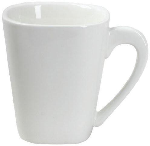 Filiżanka kwadratowa porcelanowaKUBIKO/FALA