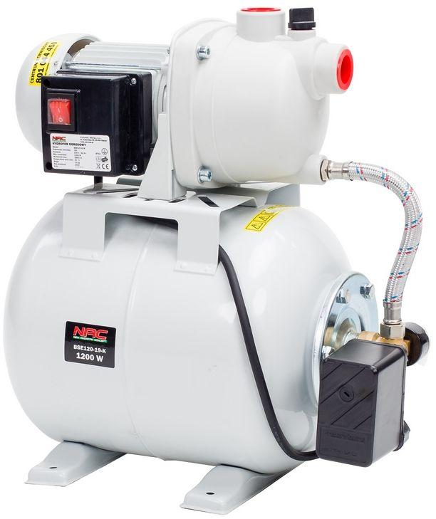Zestaw hydroforowy BSE120-19-K NAC