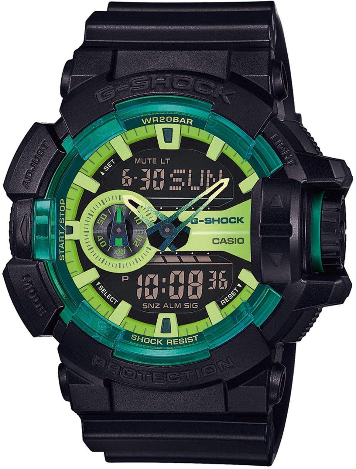 Zegarek CASIO GA-400LY-1AER G-Shock