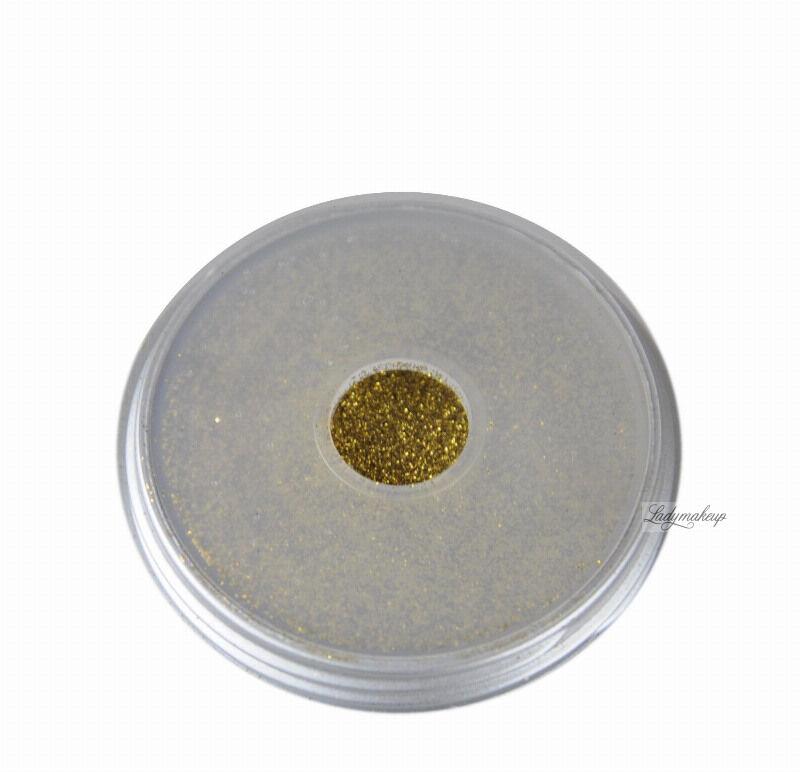KRYOLAN - Drobny Brokat Do Ciała 25/200 - ART. 2901/03 - GOLD