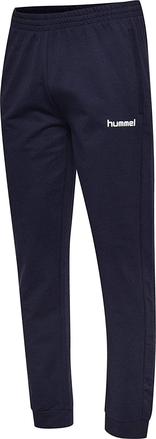Hummel Hmlgo Cotton Nt spodnie męskie niebieski morski M