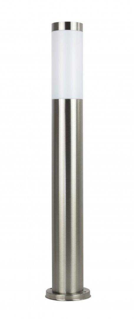 Lampa stojąca ogrodowa Inox ST 022-650 Stal nierdzewna IP44 - Su-ma // Rabaty w koszyku i darmowa dostawa od 299zł !
