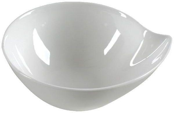 Bulionówka porcelanowa KUBIKO/FALA