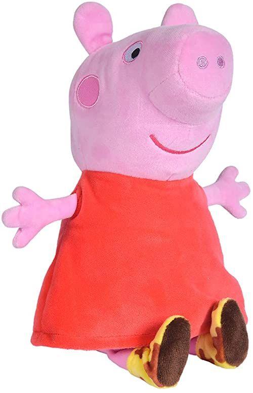 Simba Świnka Peppa, Maskotka Peppa z dźwiękiem