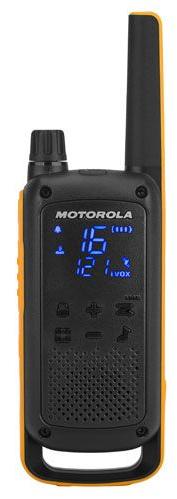 RADIOTELEFON MOTOROLA Radiotelefon MOTOROLA T82 Extreme Czarno-żółty Dogodne raty!