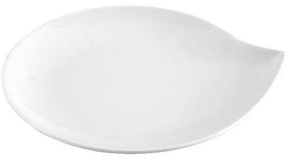 Spodek do bulionówki porcelanowej KUBIKO/FALA
