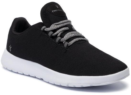 EMU Australia Sneakersy Barkly W12153 Czarny