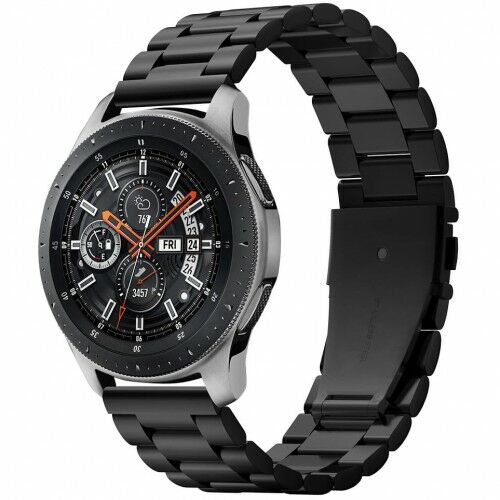 Pasek Spigen Band Modern Fit Galaxy Watch 46mm, czarny