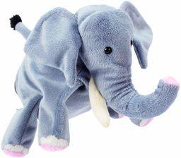 Beleduc 40128 - pacynka słoń, sprawdzona w przedszkolu
