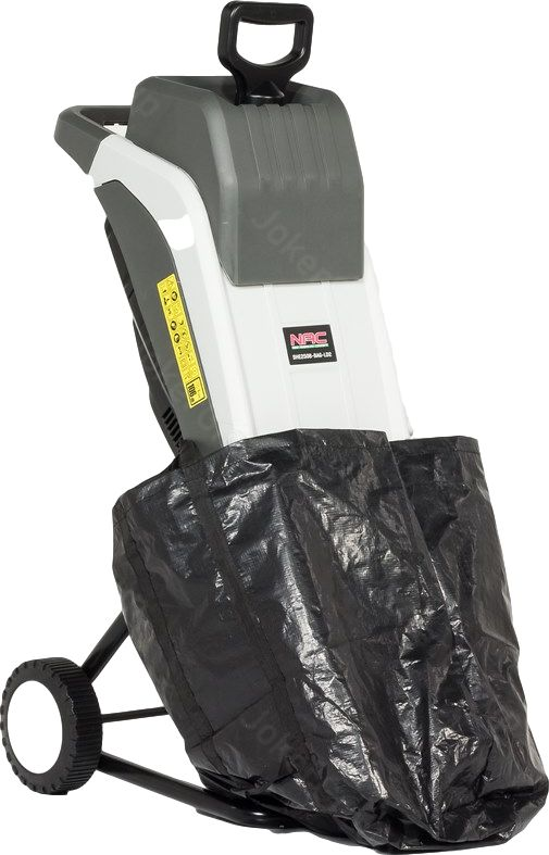 Rozdrabniacz do gałęzi SHE250B-BAG-LD2 NAC Elektryczny