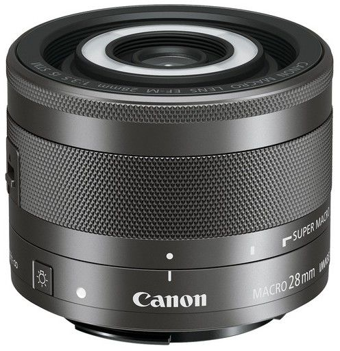 Canon EF-M 28mm f/3.5 Macro IS STM ( OEM ) Czarny