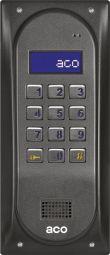 CDNP6ACC Domofon cyfrowy z zamkiem szyfrowym i czytnikiem zbliżeniowym