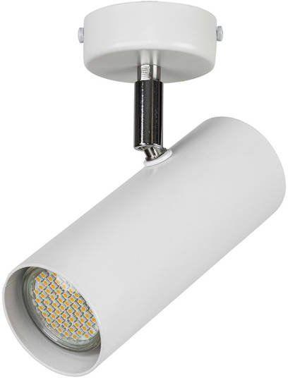 Lampa sufitowa plafon OKO S biały 32592