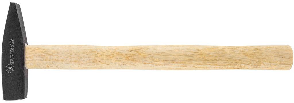 Młotek ślusarski 400 g, trzonek drewniany