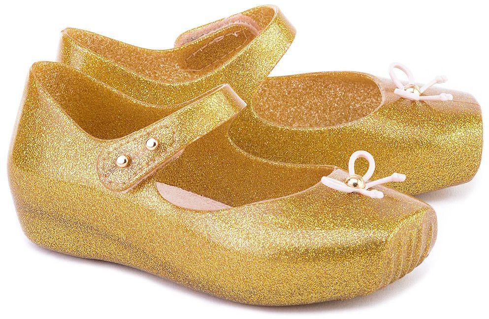 Melissa Ballet - Baleriny Dziecięce - 31465 3769 - Złoty