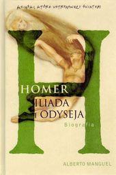 Homer Iliada i Odyseja ZAKŁADKA DO KSIĄŻEK GRATIS DO KAŻDEGO ZAMÓWIENIA