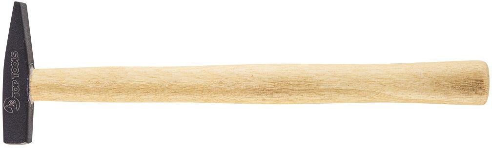 Młotek ślusarski 100g, trzonek drewniany