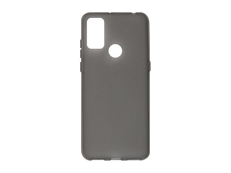 Alcatel 3L (2021) - etui na telefon FLEXmat Case - czarny