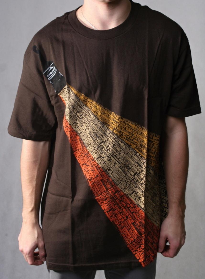 t-shirt męski LAKAI l LINES bei