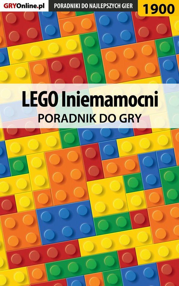 LEGO Iniemamocni - Patrick Homa Yxu  - ebook