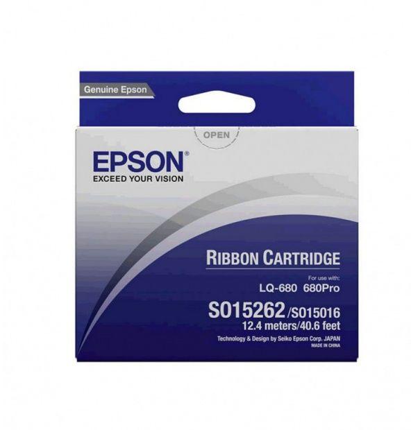 Taśma czarna EPSON LQ-2500 series (2 mln znaków) (C13S015262)