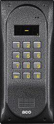 "CDNCB Domofon typu ""Cyfral / Bartar  z zamkiem szyfrowym"