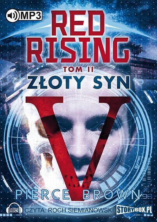 Red Rising Tom 2 - Pierce Brown - audiobook