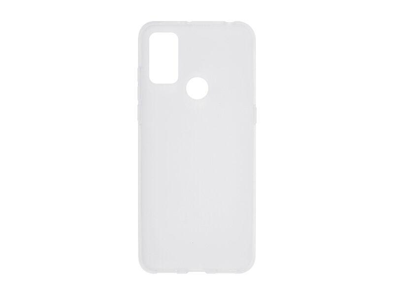 Alcatel 1S (2021) - etui na telefon FLEXmat Case - biały