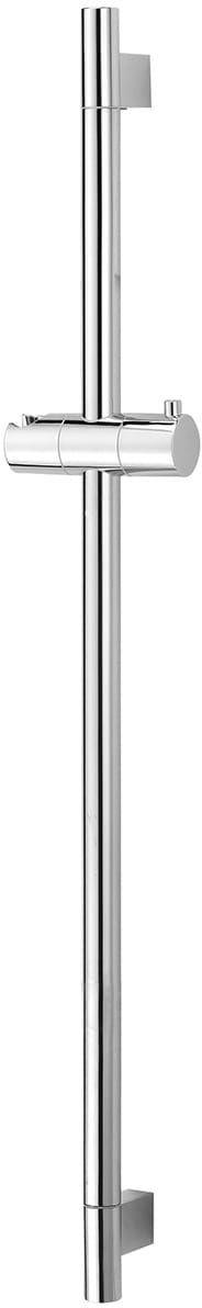 Omnires drążek prysznicowy stalowy 82,5 cm chrom DR09CR