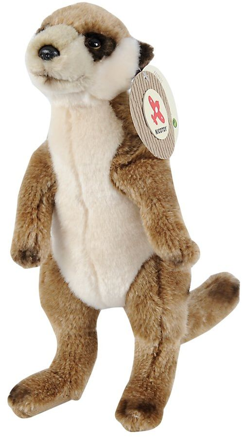Simba Toys 6305850805 pluszowa zabawka Nicotoy Meerkat