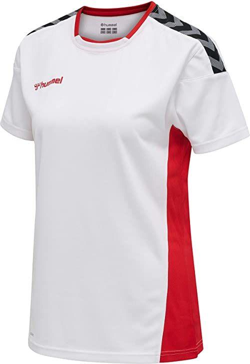 Hummel damska koszulka, koszulka z długim rękawem