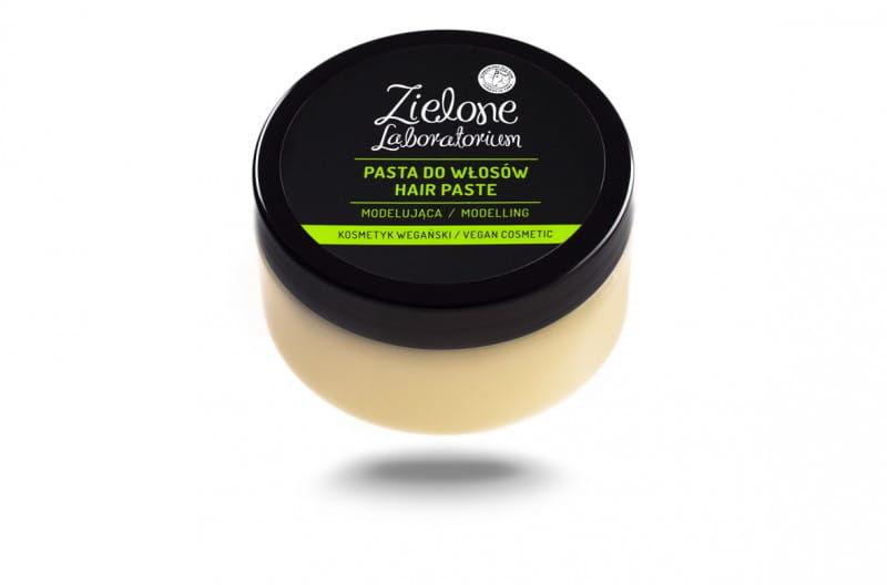 Zielone Laboratorium Pasta do Włosów Modelująca, 100 ml