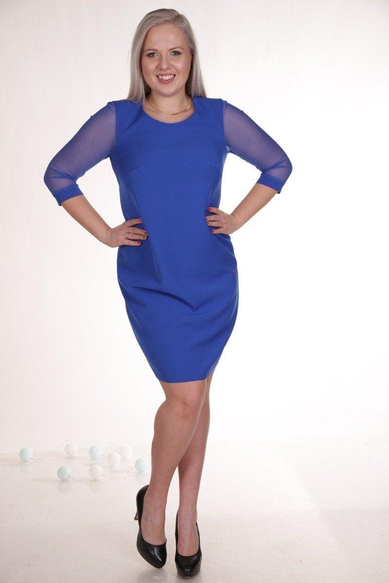 Sukienka FSU903 CHABROWY