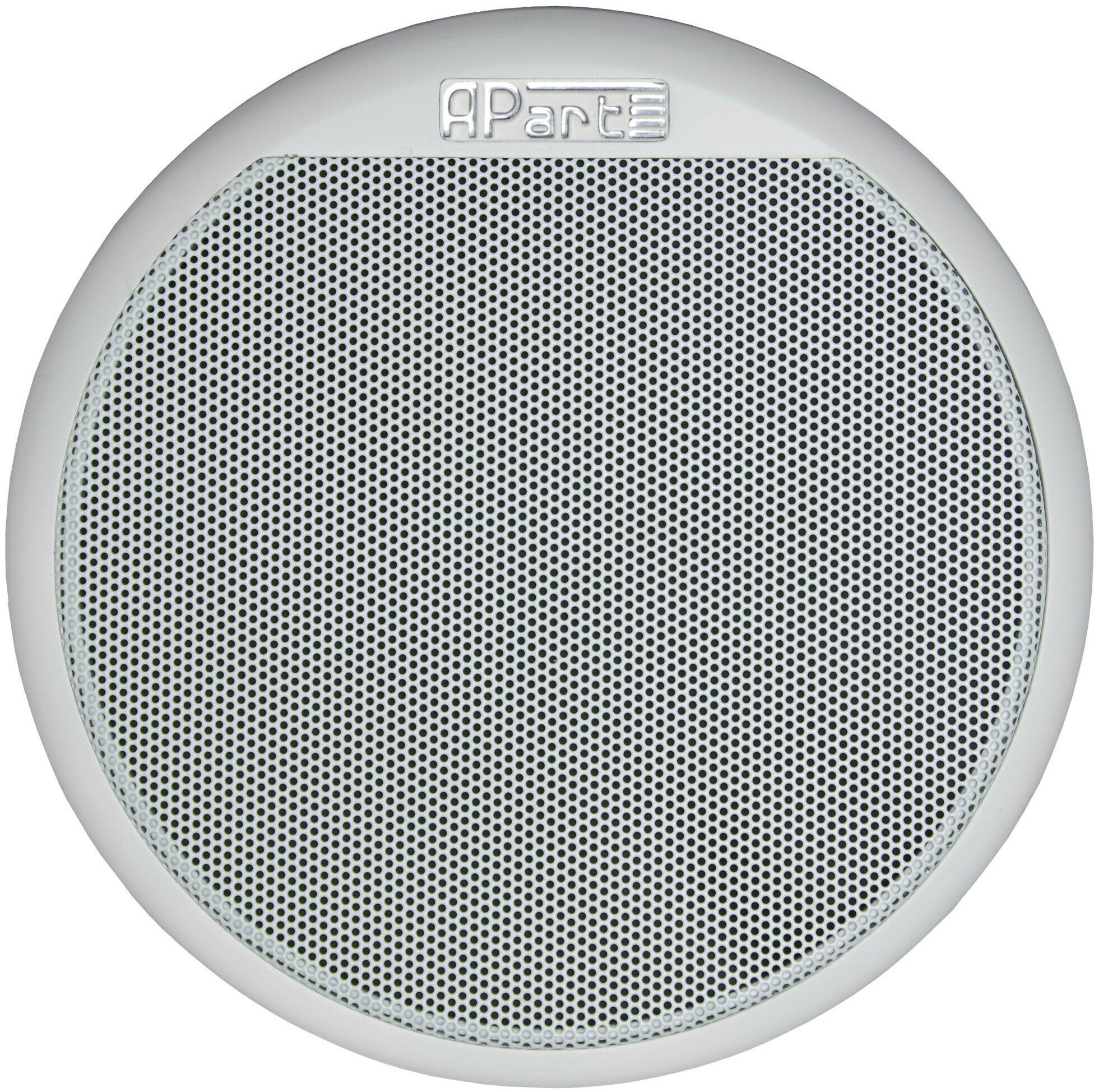 Apart CMAR6-W 2-drożny morski głośnik 6,5 do zabudowy 60W 8Ohm