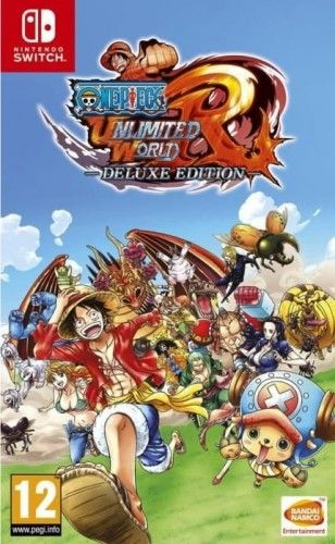 One Piece Unlimited World Red NS Używana