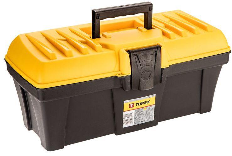 Skrzynka narzędziowa 16 cali z plastikowym uchwytem 79R121