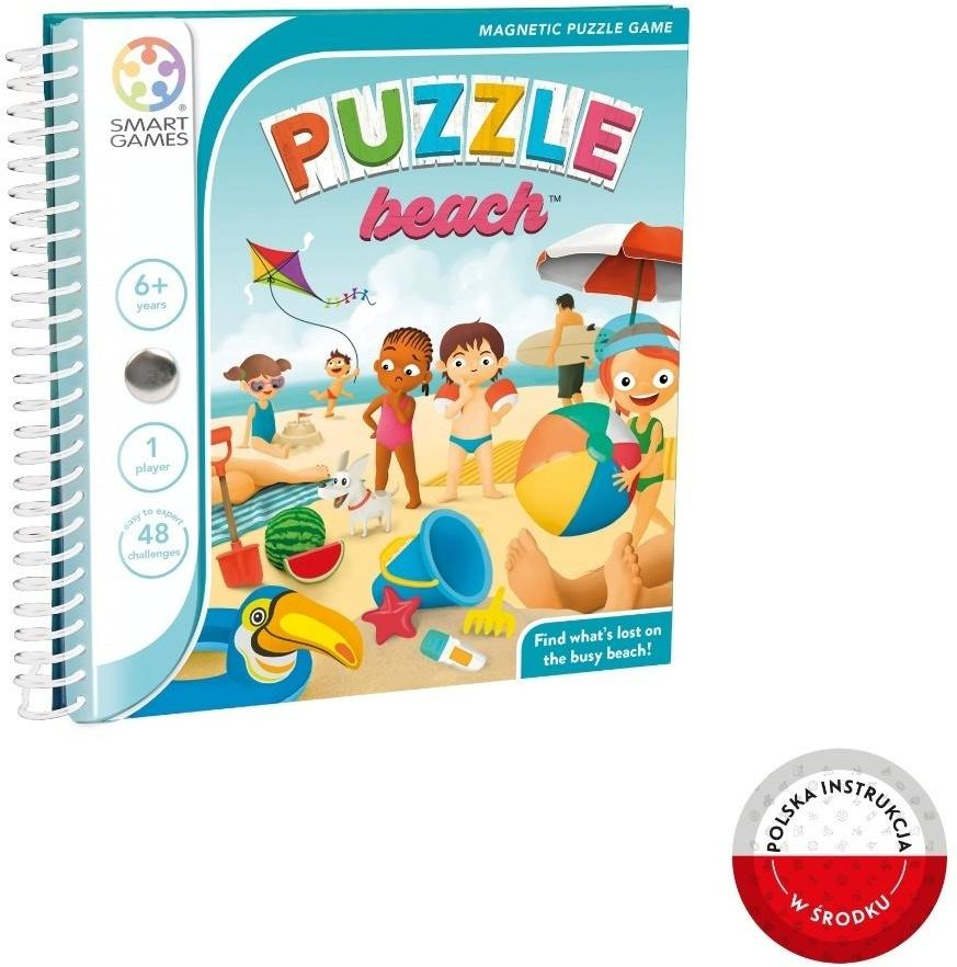 Smart Games Puzzle Beach (ENG)
