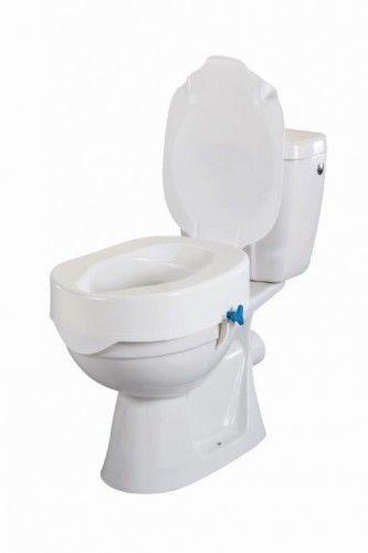 Nasadka toaletowa z pokrywą 10 cm 9.7210C