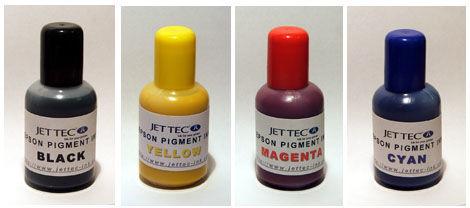 Atrament zamienny PIGMENT JETTEC 50 ml